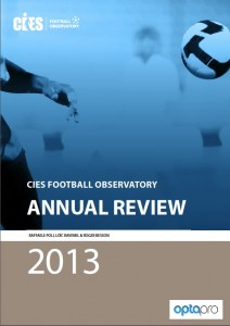 CIES annual review 2013