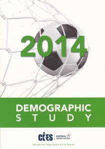 CIES Demographic study, cover, 2014