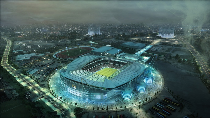 MCFC stadium