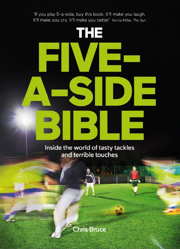 5-a-side bible cover