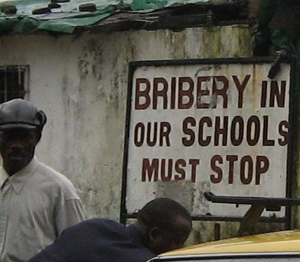 Liberia corruption