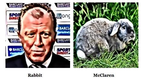Rabbit McClaren