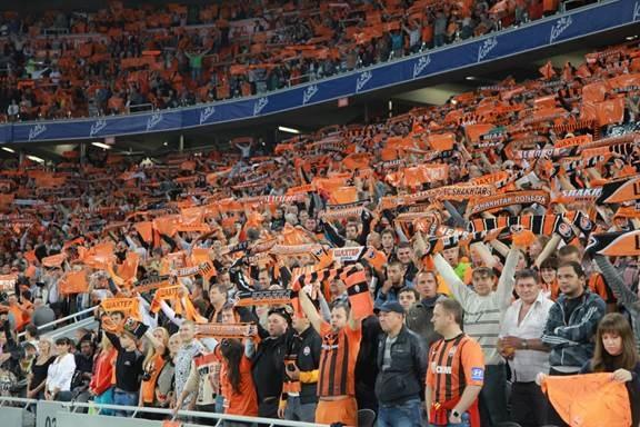 Donetsk fans