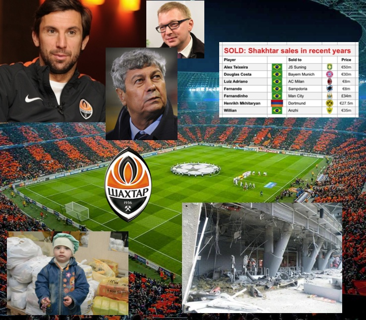 Shakhtar cover