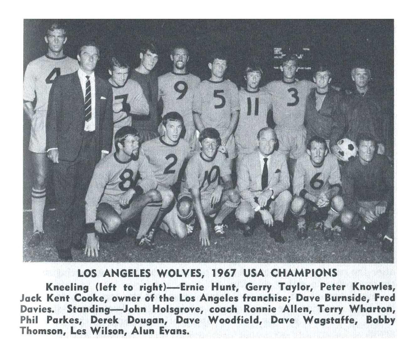 L.A. Wolves