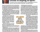 'Anti-doping agencies are failing in assessing the scale of the drugs problem'